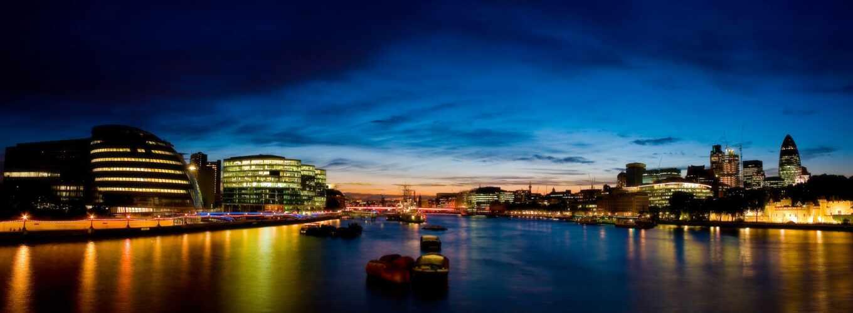 london, река, вечер, города, сумерки, бен, ук, огни, биг,