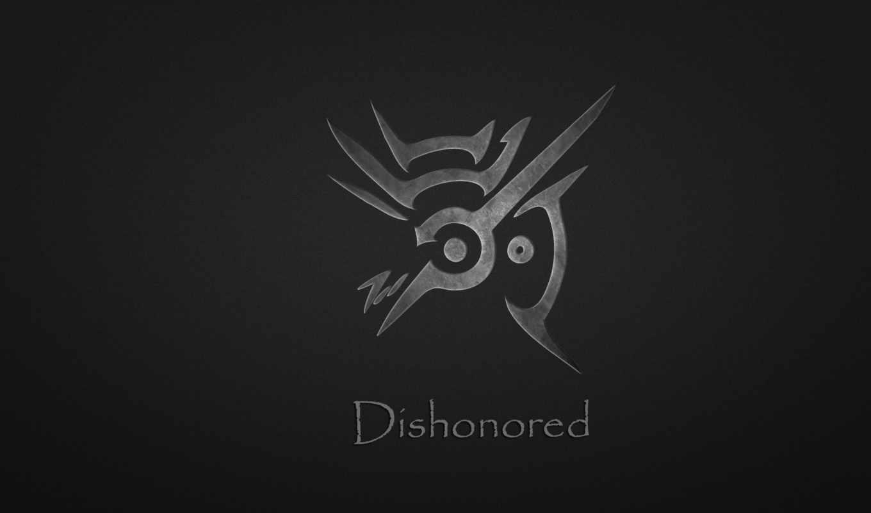 минимализм, символ, арханикум, dishonored, серый, слово,