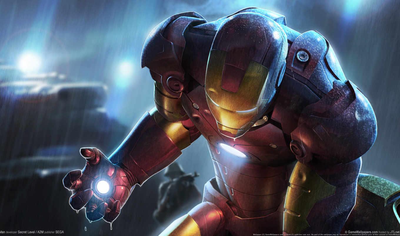 мужчина, iron,