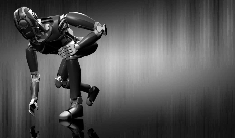robot, серый, техника, кб, сказочный, руки, castle,