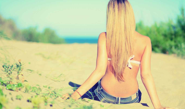 спины, девушка, блондинок, девушек, аву, devushki, blonde, красивые, фотографий, блондинки,