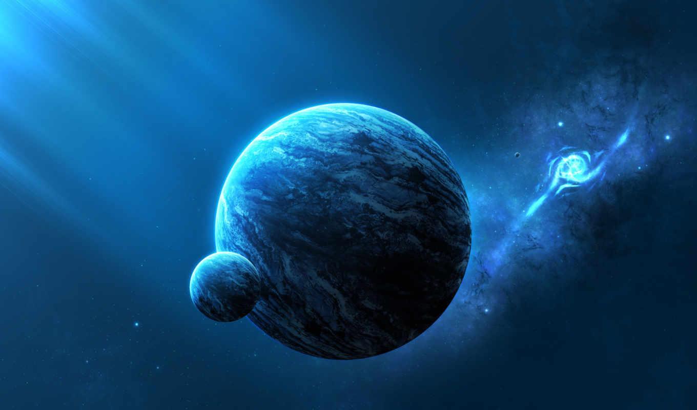 галактика, космос, планета, звезда, свет, планеты, картинка,