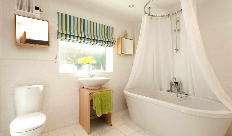 ванной, design, комнаты, маленькой, интерьера, душ, дизайна, занавески,