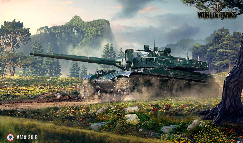 amx, tanks, world, wot, танк, игры,