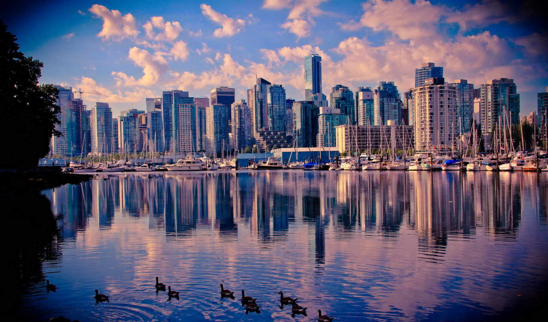 vancouver, канада, побережье, neighborhood,