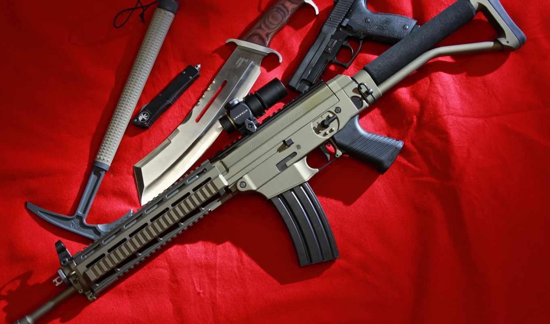sig, hatchet, нож, пистолет, винтовка, images, weapons, оружие, assault, chapter,