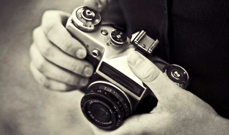 camera, old, фотограф