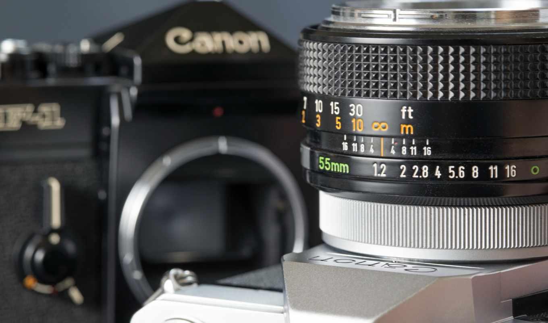 фотоаппарат, объектив, canon,