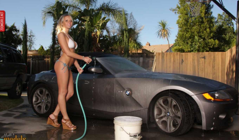 sexy, car, wash, pack, girls, бикини, cars, babe, hot, умывание,
