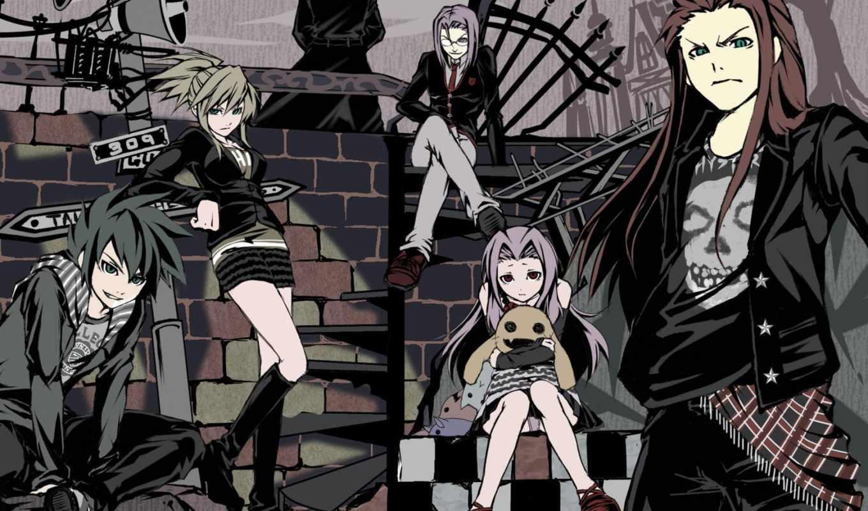 байки, vesperia, anime, abyss,