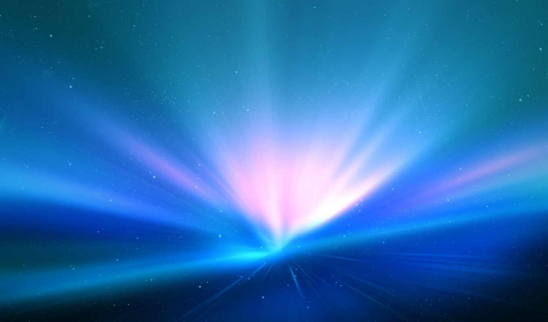 desktop, apple, mac, iphone, картинка, vol, синий, stars, graphics, abstract, свечение, ecran, fond, цвет, сияние, univers, splendeur, нее,