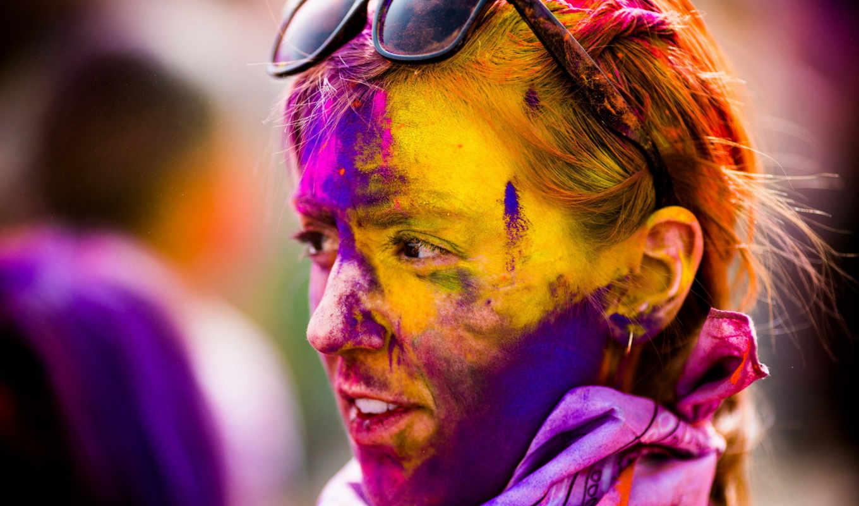 краски, festival, colors, utah, salem, девушка,