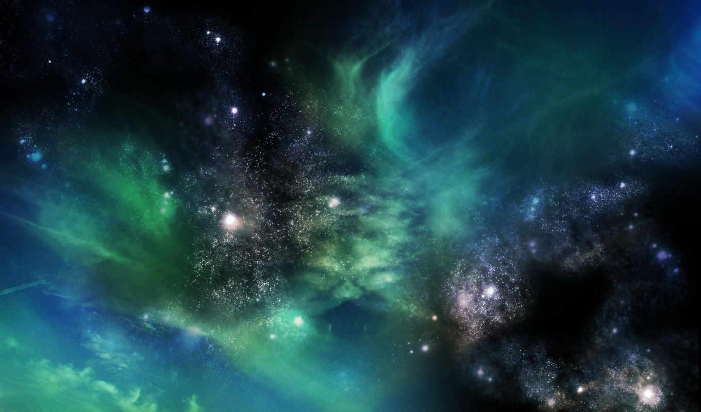 space, galaxy, galaxies, digital, июня,