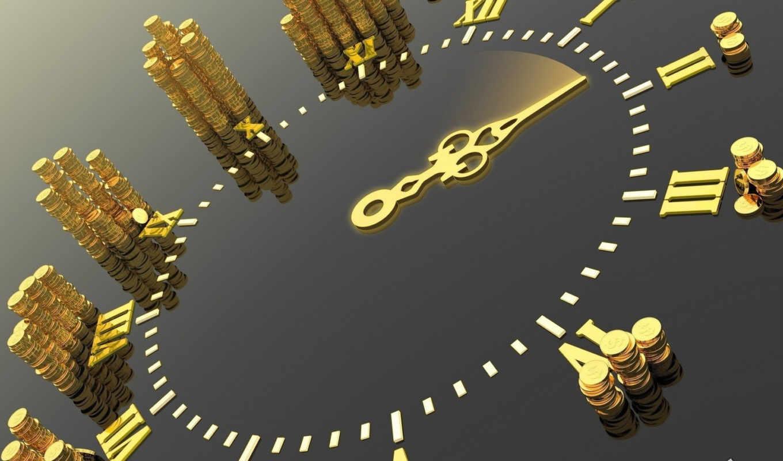 время, деньги, циферблат, монеты, часы, стрелка, картинка, мы,