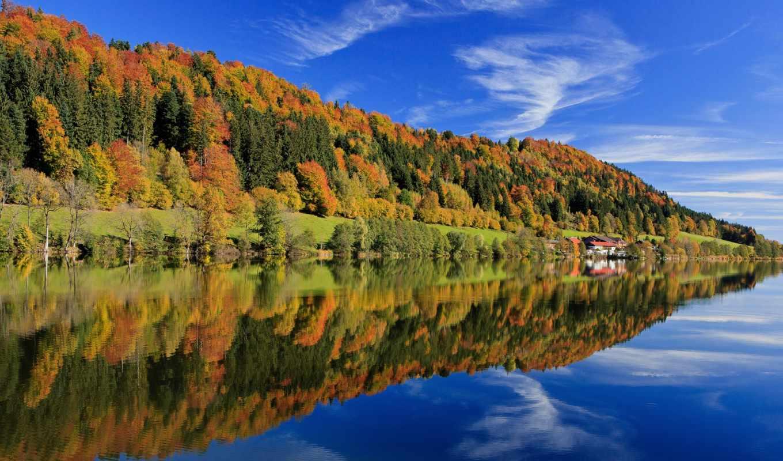 природа, заставки, осень, фотографии, природы, осенние,