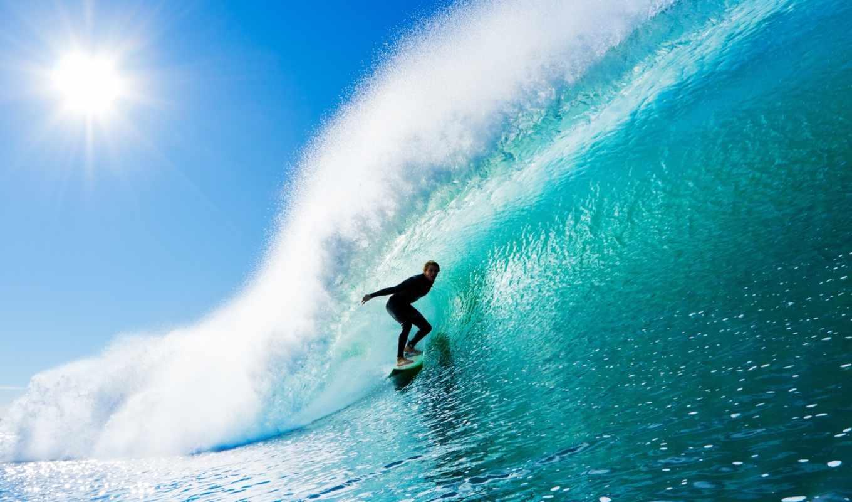 море, сёрфинг, волна, волны, доска, брызги, water, спорт, мужчина, парень, картинка,