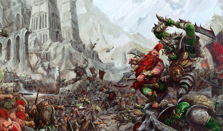 warhammer, full,