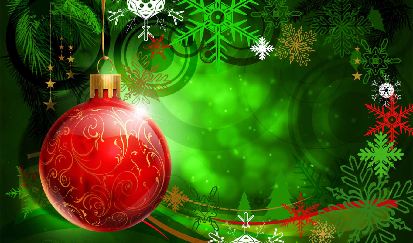christmas, mobile, desktop, фон, merry, widescreen, high,