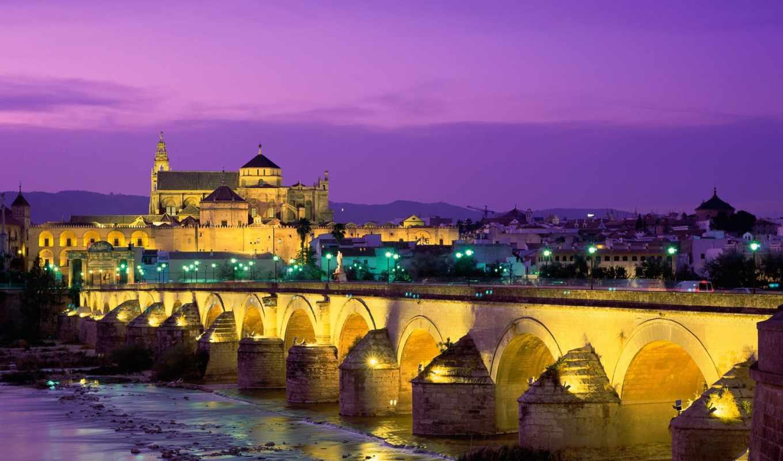 мост, прага, карлов, праги, города, картинка, праге, взгляд, влтаву, город, зимой,