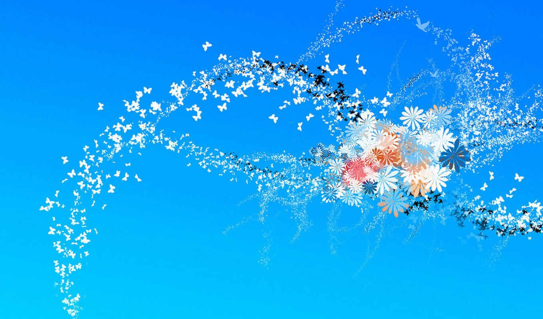 abstract, flores, mariposas, für, графика, telefon, kartinki, mobilnyi, mobilnogo, zastavka,