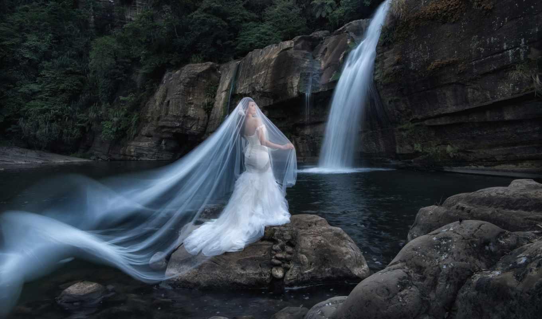 desktop, настроение, невеста, азиатка, photos, photography, goodfon, свадебный,