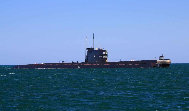 лодка, подводная, океане, submarine, флот,