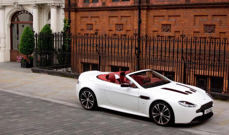 aston, martin, vantage, roadster,