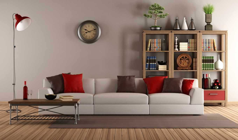 interer, dizain, комната, гостиная, bez,