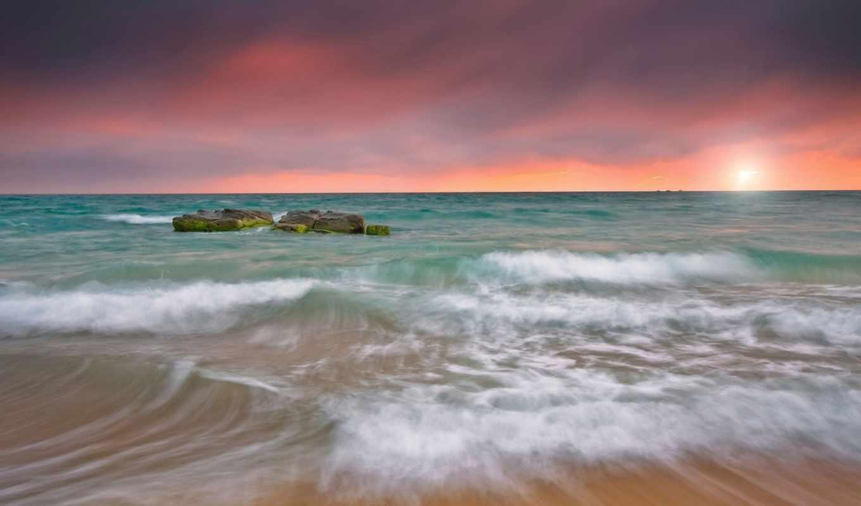 ocean, waves, oceaan, взгляд, golven, other, vagues,