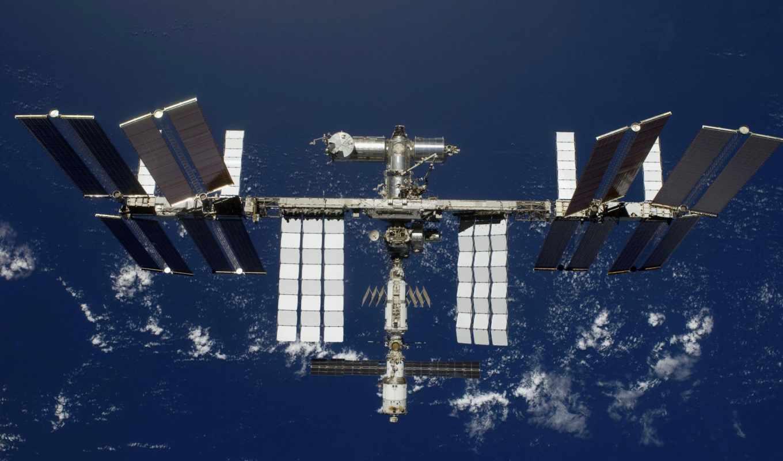 станция, космическая, международная, орбита, полёт, космос,