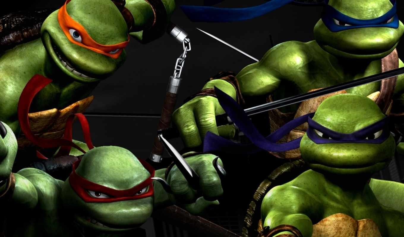 ninja, turtles, mutant, teenage, tmnt, games,