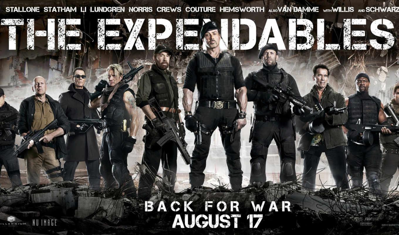 неудержимые, сниматься, фильма, знамя, expendables, июл, плакат,