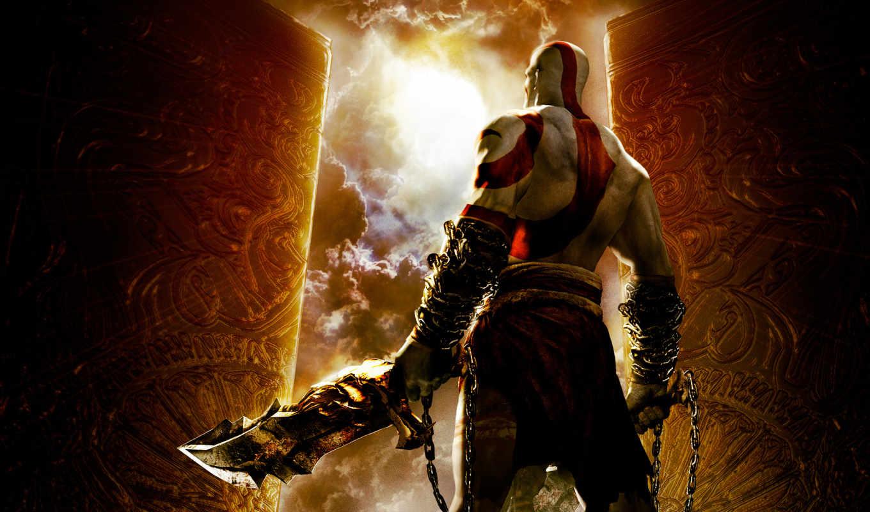 god, war, olympus, chains, game, kratos, www, games, desktop, filep, info, background, part,
