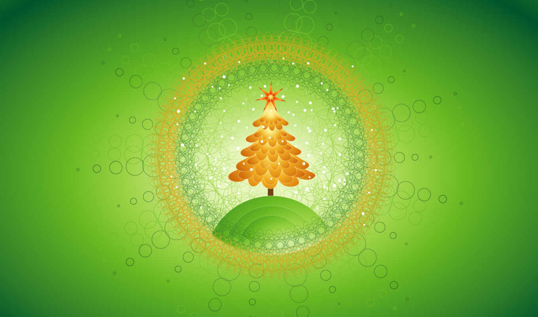 christmas, iphone, год, new, фотообои, дерево,