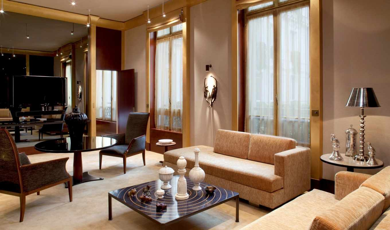 отель, стиль, интерьер, дизайн, диваны, столик, но