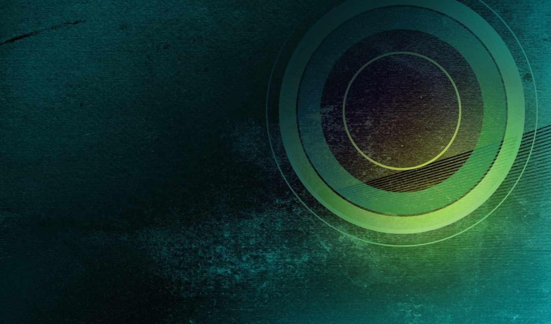 линии, кольца, les, зелёный, peint, cercles, verts, lignes, papier, разные, заставки, темы, круг,