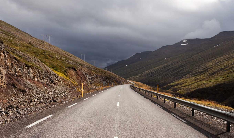 landscape, пейзажи -, природа, дорога, май, гора, чертовка,