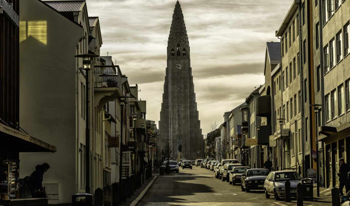 iceland, building,