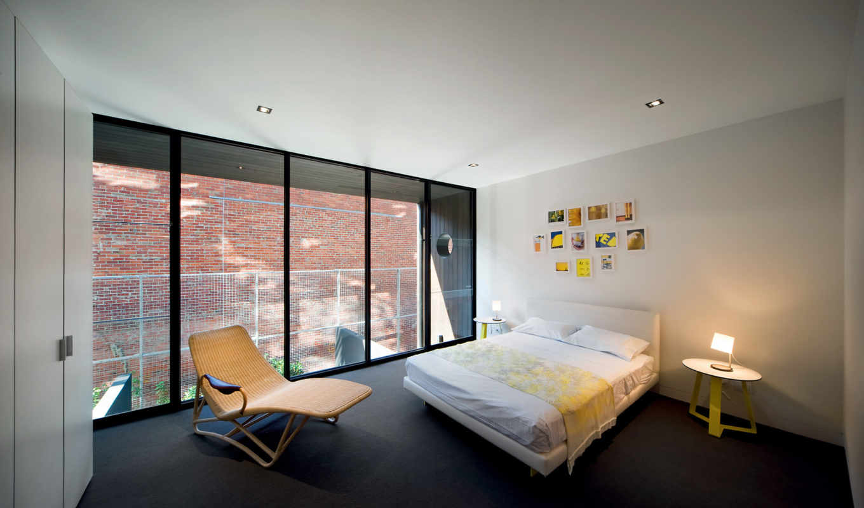 интерьер, спальня, кровать, hue, стиль, дом,