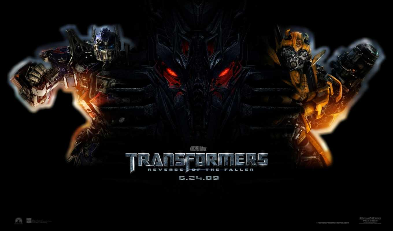 transformers, revenge, the, fallen, wallpaper, тра