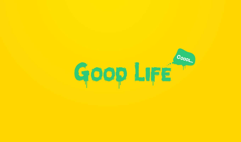 life, yellow,