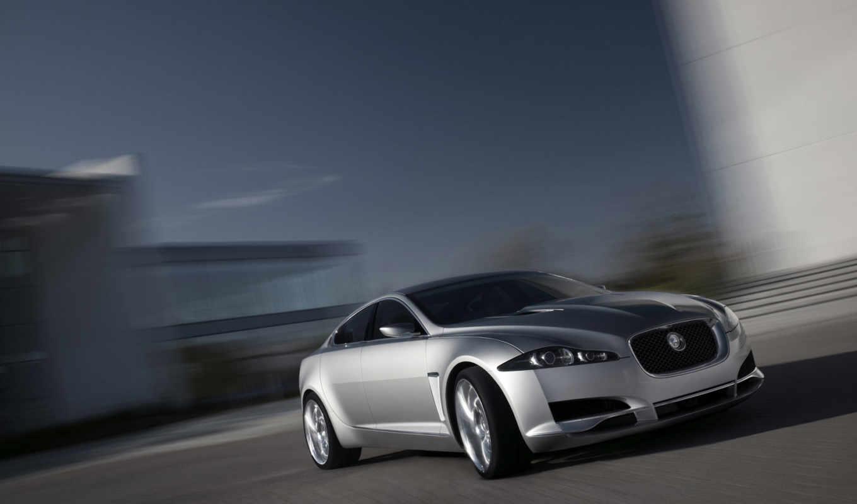jaguar, xf, concept, the, fx, car, фото, front, co