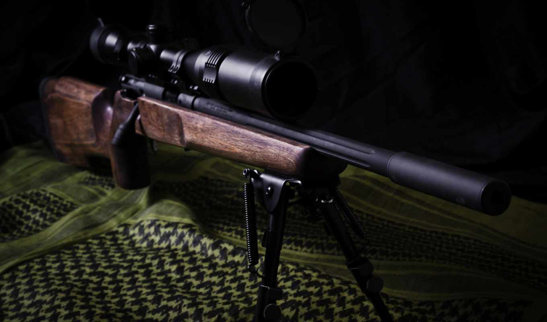 винтовка, снайперская, savage