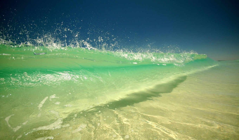 море, ocean, волны, water, моря, пейзажи -,