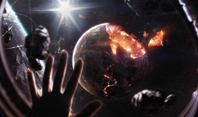 конец, альфа, land, invasion, fin, космос, аватар, hack, свет, апокалипсис