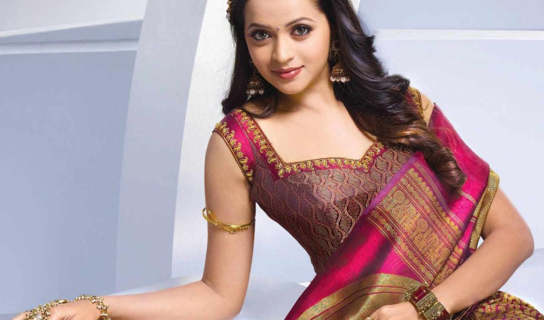bhavana, saree, актриса, tamil, ads, photos, sarees, красавица,