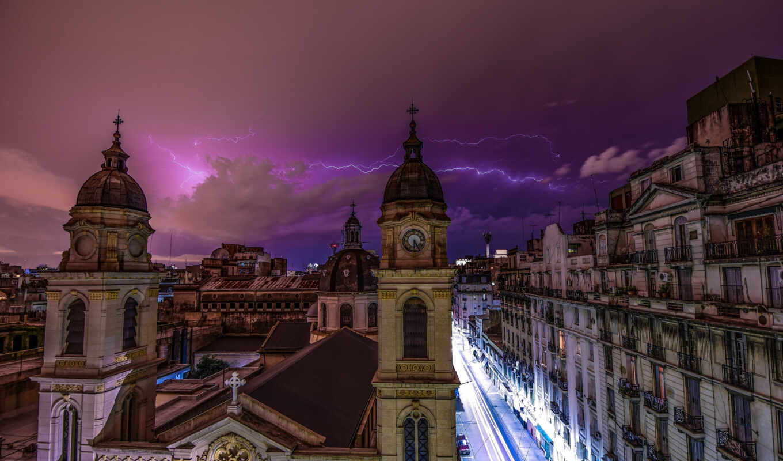 lightning, bueno, aire, девушка, загар