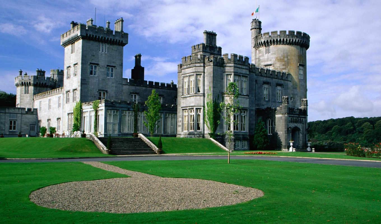 замок, замки, мира, подборка, ирландия, графство, фотографии, красивые,