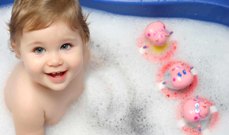 ребенка, baby, ванна, нефть, ванне, ванну, процедуры, лет, ни, ребенок, за,