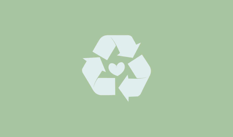 сердце, переработка, desktop, любовь, recycling, экология, стрелки, recycle, зелёный, символ, sign, click, mac,